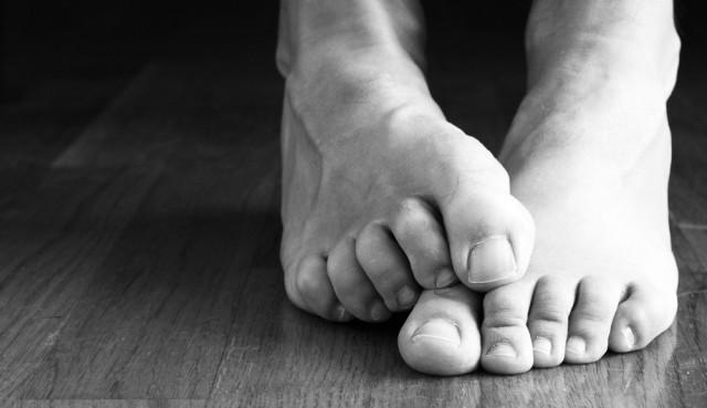 Pæne fødder på 15 minutter