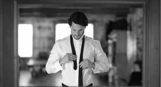 Sådan binder du 4 klassiske slipseknuder