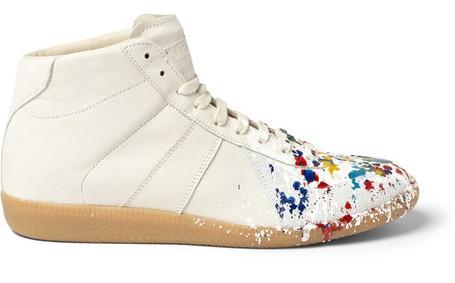 Månedes sneakers – Martin Margiela svinger penslen