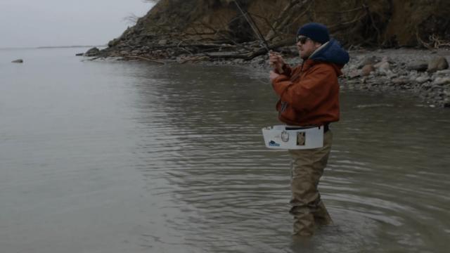 Fredes lystfiskerliv DEL 2 – Dit fiskegrej