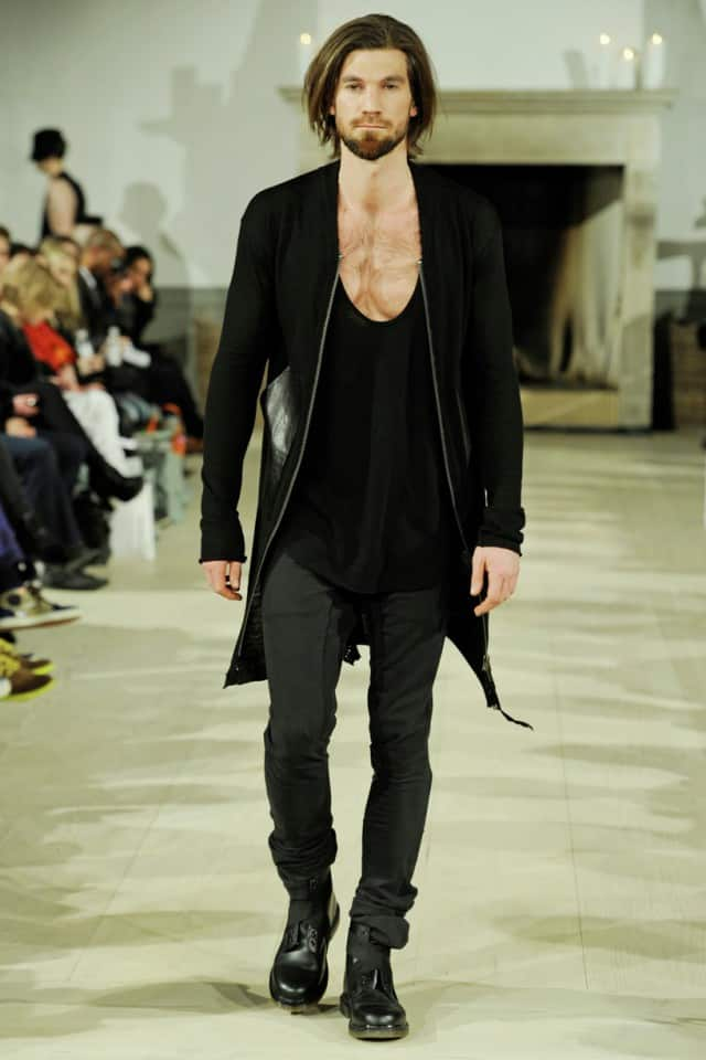 Copenhagen Fashion Week AW 13 – Stadig asymmetri og sort hos Jean Phillip