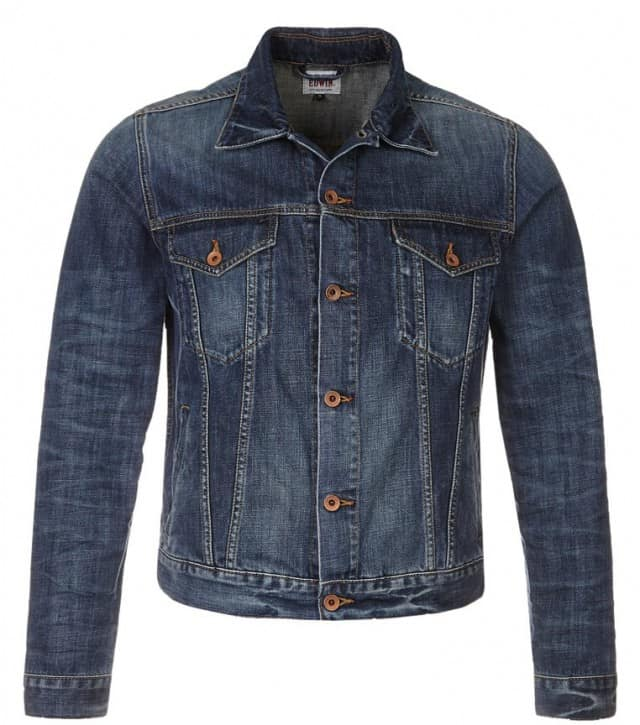Denim Jacket Bronco Edwin