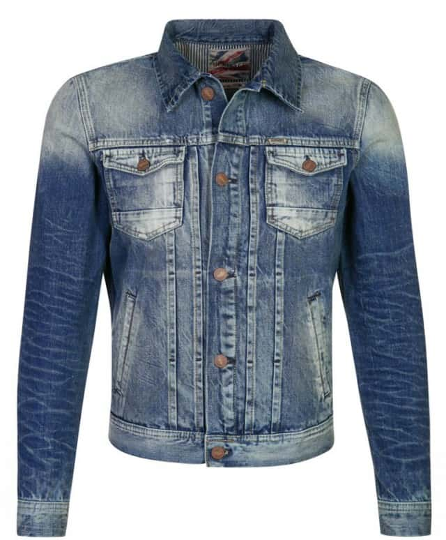 Denim Jacket Gibbons Pepe Jeans