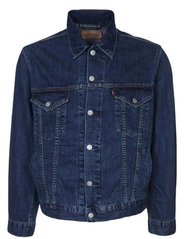 Denim Jacket Trucker Levi's
