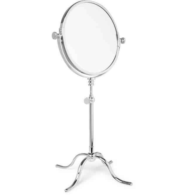 Chrome Shaving Mirror Czech & Speake