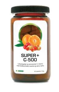 Super+ C-500 tabletter Mezzina
