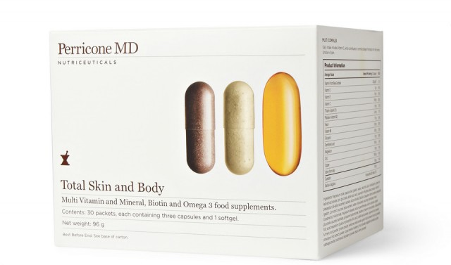 Total Skin and Body Supplements Perricone MD