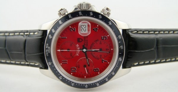 Tudor Tiger Woods Automatic Chronograph