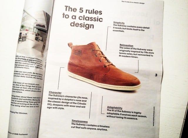 Fashionfødselsdag – 10 år med HUB Footwear og den sofistikerede sneaker