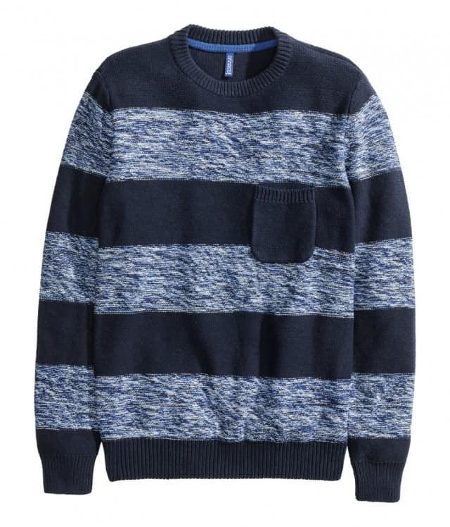 Strikket trøje H&M