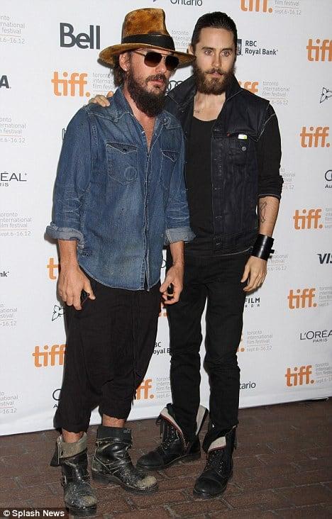 Jared Leto fashion style