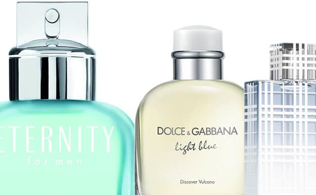 Eternity Men Dolce Gabbana Light Blue Burberry Brit Men Summer 2014