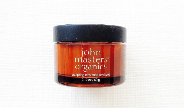John Masters Organics Sculpting Clay – ny økologisk voks til krøller og bølger