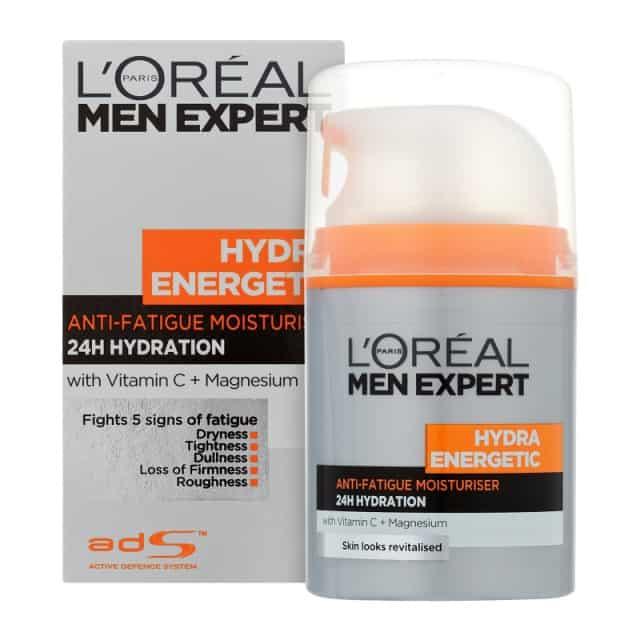 Hydra Energetic til tør hud