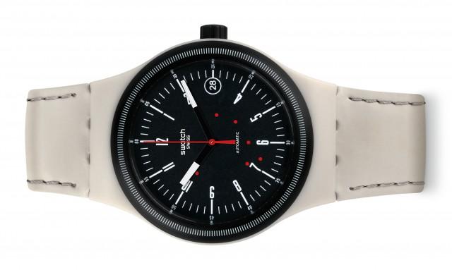 Automatisk Swatch ur i nye farver