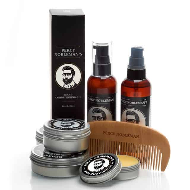 Husker du at vaske og pleje dit skæg?