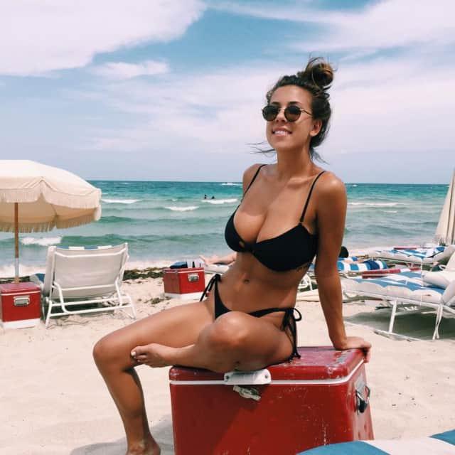 Devin Brugman bikini