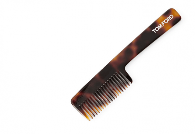 TOM FORD BEAUTY Tortoiseshell Beard Comb
