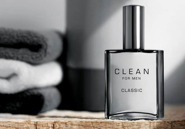 Clean for Men Classic dufter klassisk med et moderne twist