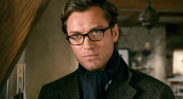 Jude Law glasses