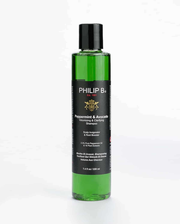 Peppermint Avocado Volumizing Clarifying Shampoo