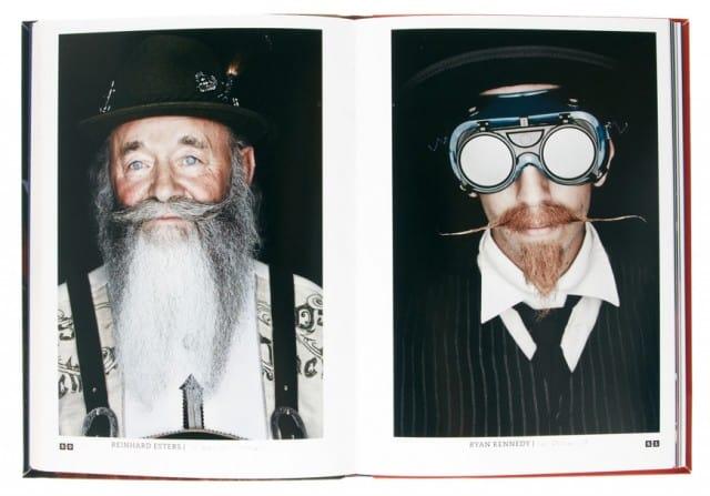 Beard Book – bogen om verdensmesterskaberne i skæg