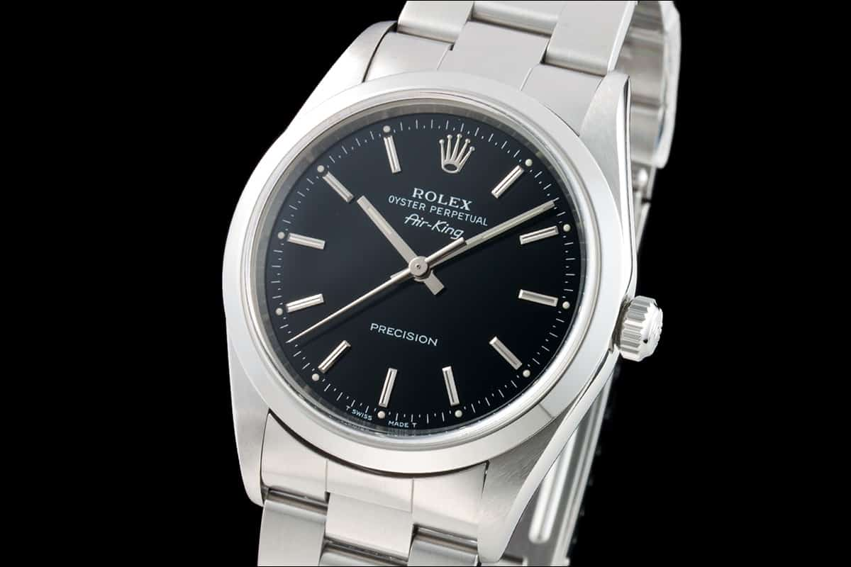 Rolex Air King Oysterperpetual