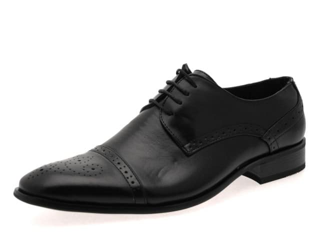 Formal shoes black mens