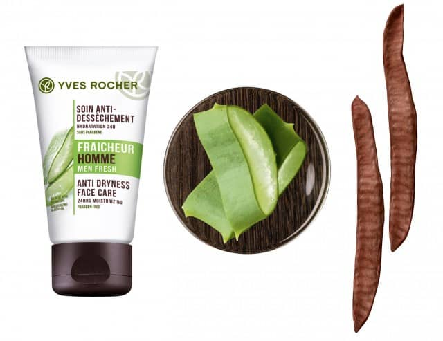 Anti Dryness Face Care Yves Rocher Homme