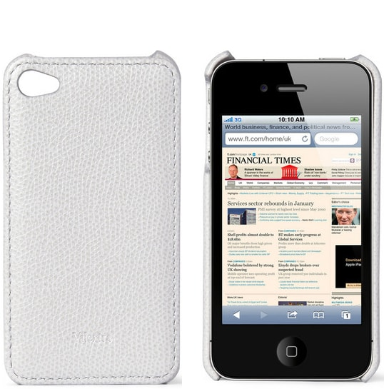 Leather Iphone 4 Cover Valextria