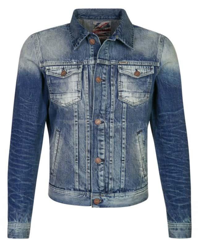 Denim Jacket Gibbons Pepe Jeans
