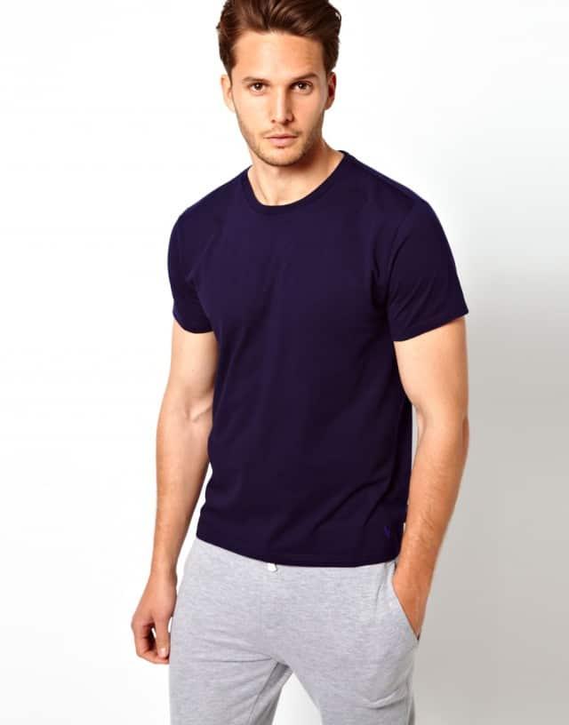 Crew Neck T-Shirt Polo Ralph Lauren