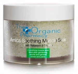 Arnica Soothing Muscle Soak The Organic Pharmacy