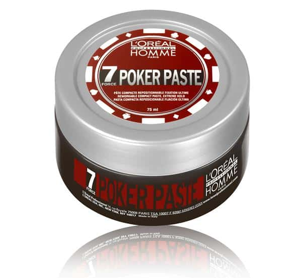 Poker Paste L'oreal Homme