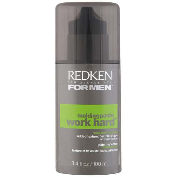 Work Hard Molding Paste Redken
