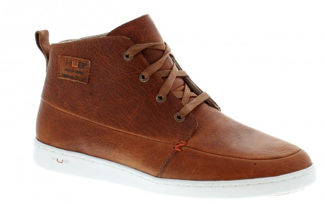 HUB Footwear Station Brown