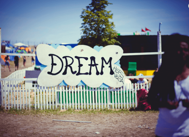 Roskilde Festival Dream City
