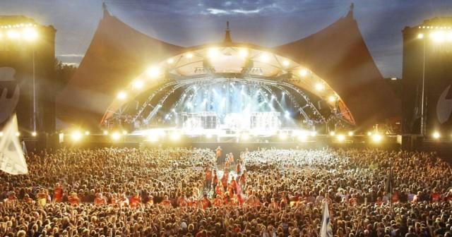 Roskilde festival  Line up