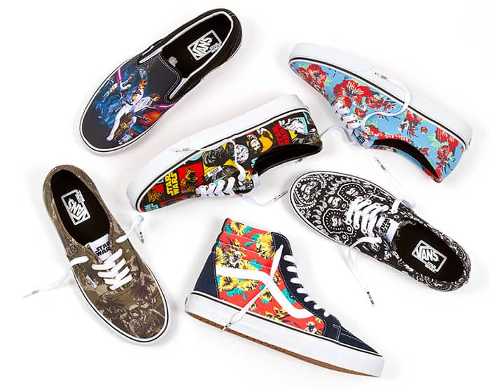 Star Wars by Vans