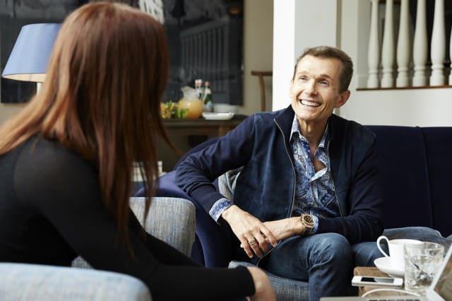 Ole Henriksen – Min opskrift på glæde og succes i livet