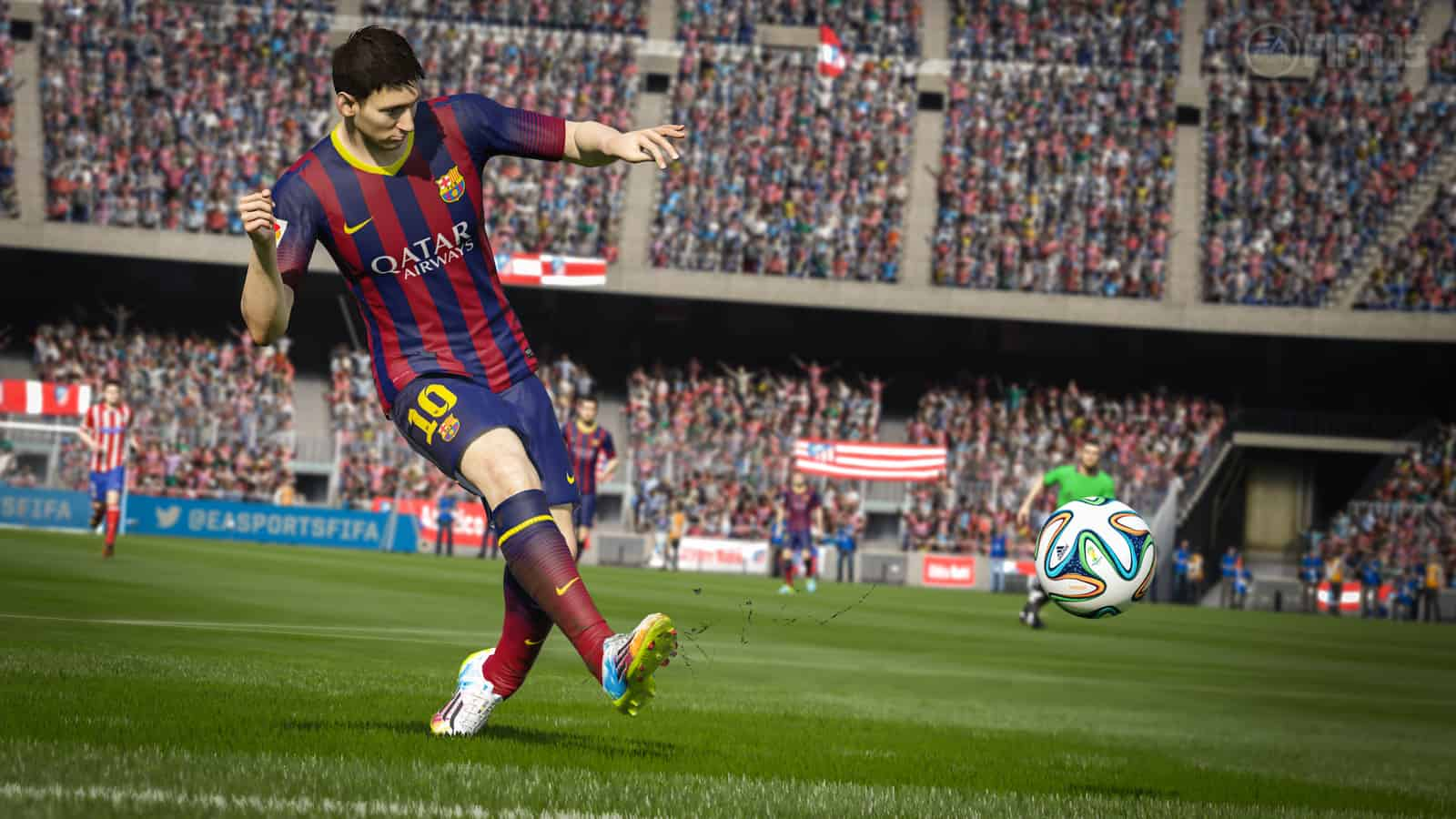 FIFA XboxOne PS AuthenticPlayerVisual Messi