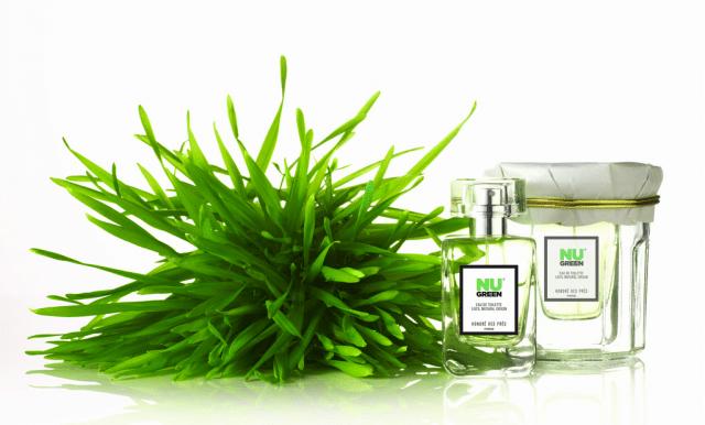 Grøn duft fra Honoré des Prés