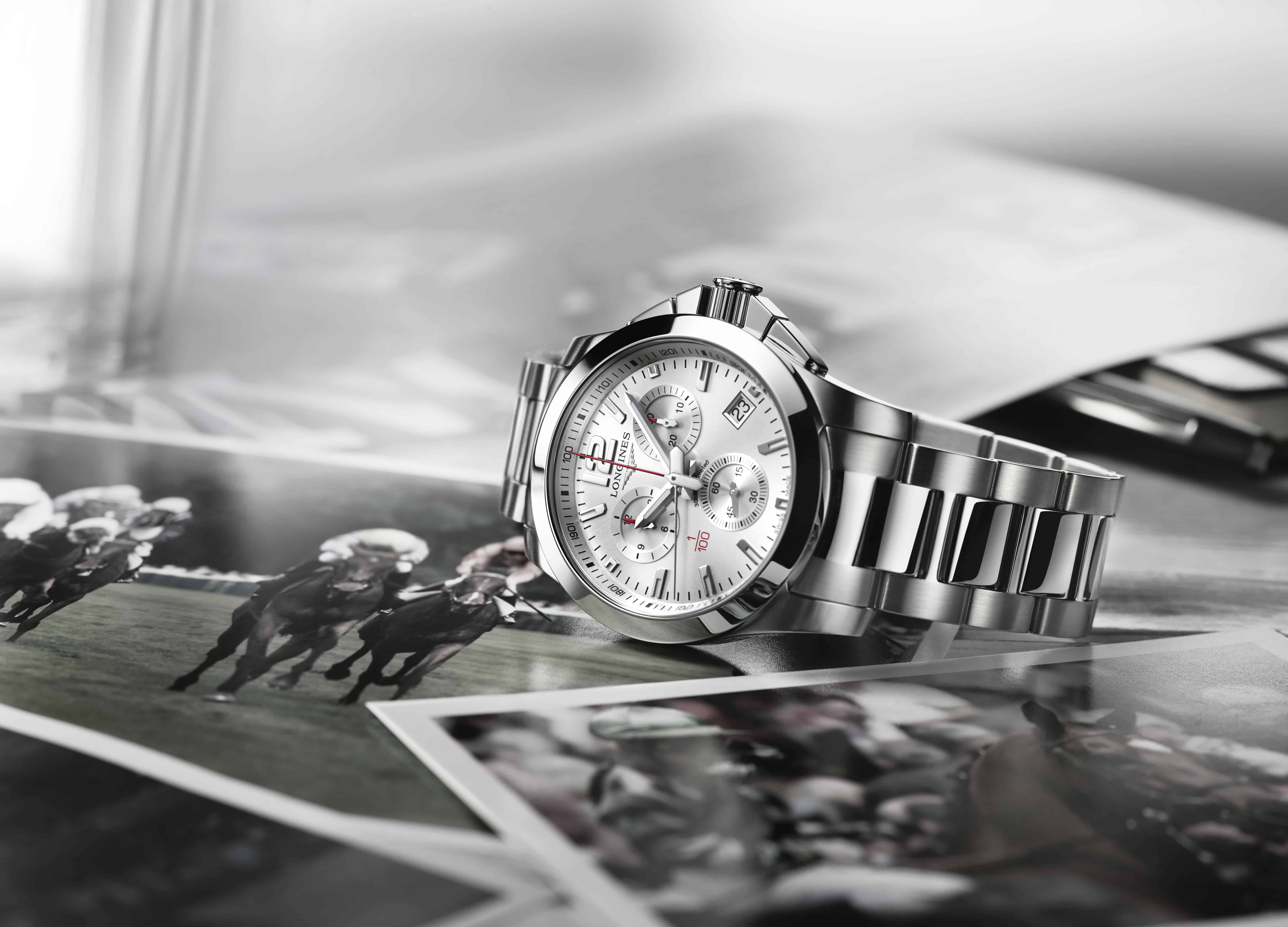 Conquest Chrono Racing equestre L     ambi