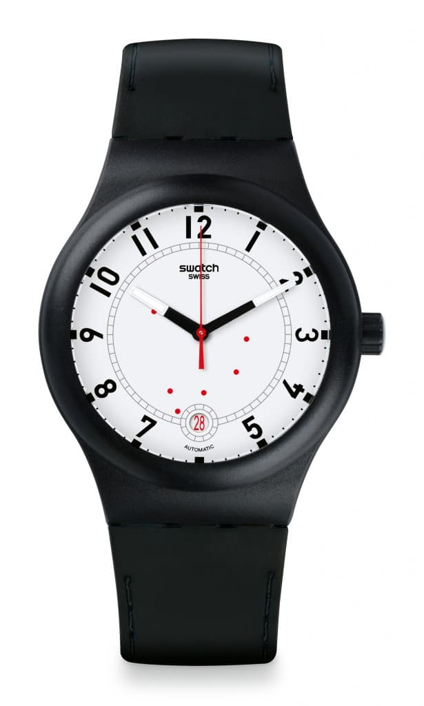 Swatch Sistem51 i al sin enkelhed...