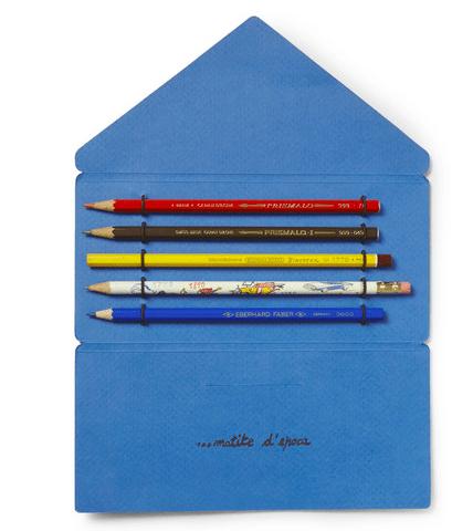 Vintage blyanter, Antica Cartotecnica, 150 kr. her