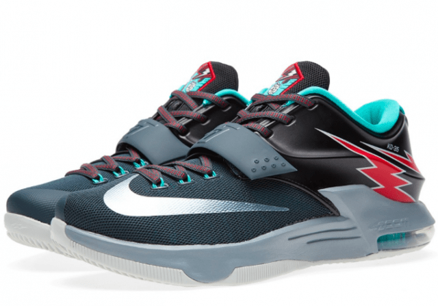 Nike KD VII Thunderbolt på Endclothing.co.uk