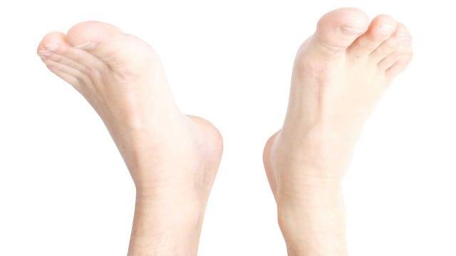 Giv dig selv en fodbehandling