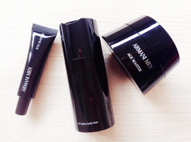 Armani Men Skincare – ny hudplejeserie til mænd
