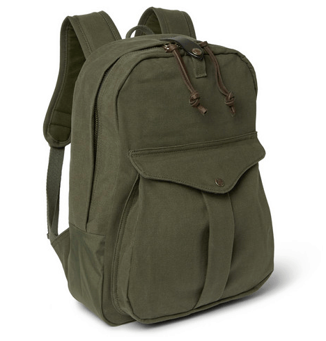 Filson Journeyman Canvas Backpack, 2.300 kr.