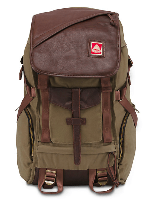 Jansport Pleasanton backpack, ca. 1000 kr.